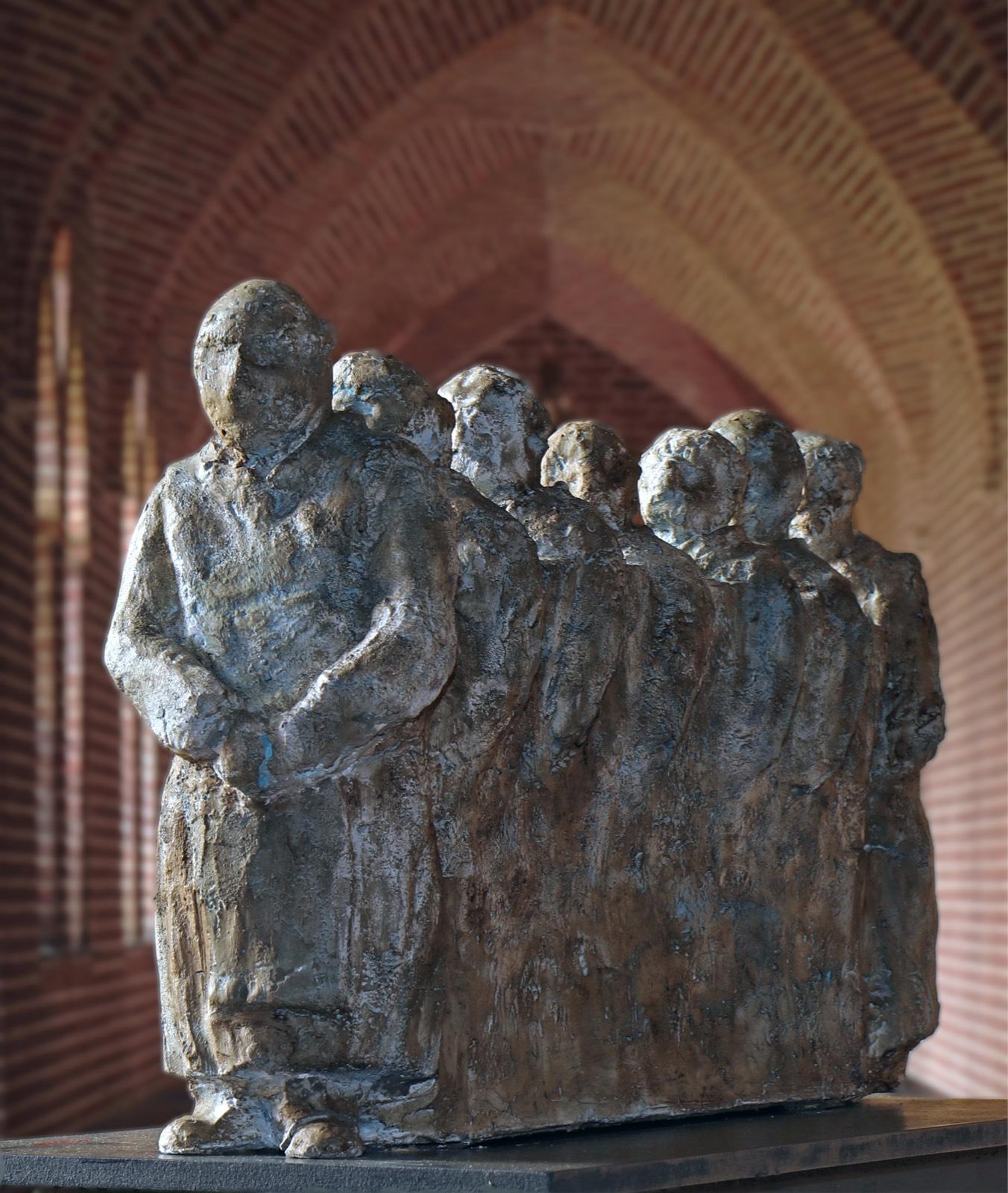 Monnikenbeeldje voor Diepenveen