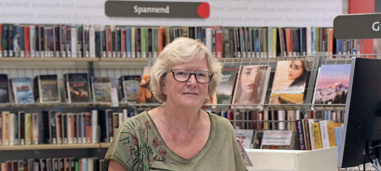 Ria Teeninga verlaat bibliotheek (1)