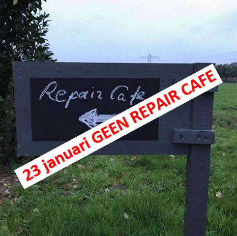 geen repaircafe