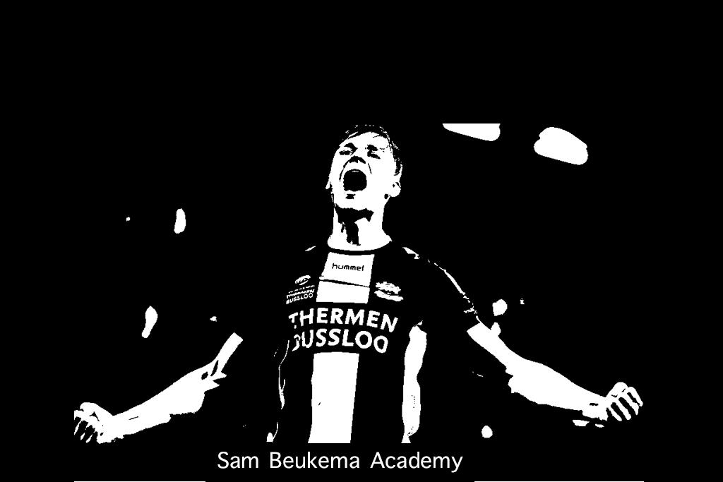 Sam Beukema Academy logo